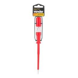 Chave Fenda Teste VDE - 125 a 250 Volts [ 3571125250 ] - Vonder