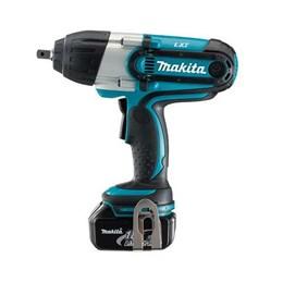 Chave Impacto 2 Baterias 18V C/Maleta DTW450RFE 220V Makita