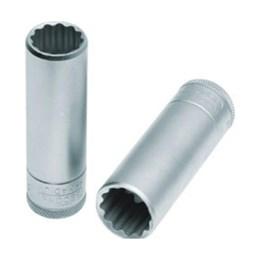 Chave Soquete Estriada 30 mm     Encaixe 1/2 Longo [ 015 714 ] - Gedore