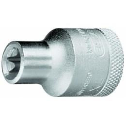 Chave Soquete Torx - E-10 Encaixe 1/2 [ 015 625 ] - Gedore