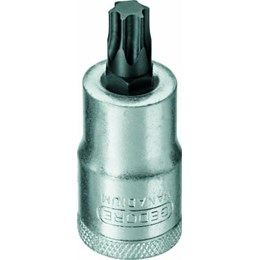 Chave Soquete Torx - T-25 Encaixe 1/2 [ 024 720 ] - Gedore