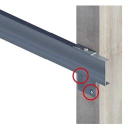 Chumbadores Mecânico Estrutural tipo Parafuso M10 x 150MM [ 5741 ] - HARD