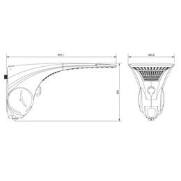 Chuveiro Duo Shower Quadra Eletrônico 220V Lorenzetti