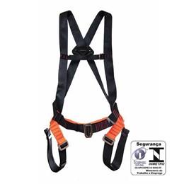 Cinto Paraquedista 1 Ponto de Conexão [ MULT2013 ] - MG Cinto