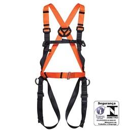 Cinto Paraquedista 2 Ancoragem com Regulagem Total [ MULT2009A ] - MG Cinto