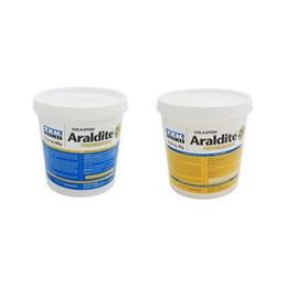Cola Adesivo Araldite Conjunto Pote A+B 24H 1.8KG [ 10808501400 ] - Tek Bond