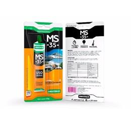 Cola Adesivo Fixação Ms 35 Branco 85G [ 667234 ] - Amazonas