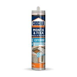 Cola Adesivo Monta e Fixa Pl-600 (Ext) Solvente 375G [ 1406641 ] - Henkel