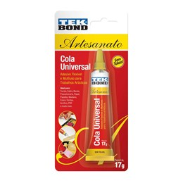 Cola Adesivo Universal para Artesanato 17G [ 14201007004 ] - Tek Bond