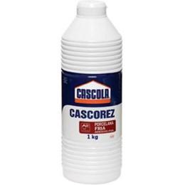 Cola Branca Cascorez Porcelana Fria    1 Kg [ 1407019 ] - Henkel