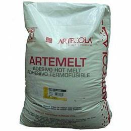 Cola Hotmelt Transparente Para Coladeira 1814 10 Kgs [ 459-875 ] - Artecola