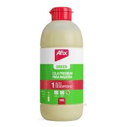 Cola Madeira Premium 1 Afix Green 1Kg [ 1038222 ] - Artecola
