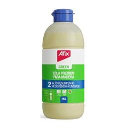 Cola Madeira Premium 2 Afix Green 1Kg [ 1038234 ] - Artecola
