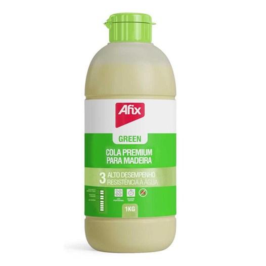 Cola Madeira Premium 3 Afix Green 1KG [ 1038259 ] - Artecola
