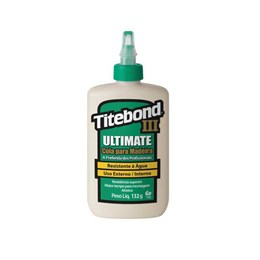 Cola Madeira TB III Ultimate 132G  [ 6041701 ] - Titebond