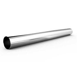 Coluna Alumínio Redondo 2.1/2 Polido (Metro) [ APTUBO 633] - Apoio.