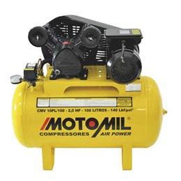Compressor 10/100 140Lbf cmv Trifásico Air Power [ 21702.5 ] (220/380V) - Motomil