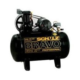 Compressor 10/100 140Lbf Csl Trifásico Bravo [ 9217851-0 ] (220/380V) - Schulz