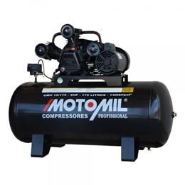 Compressor 15/175 140Lbf CMW Monofásico [ 30604.4 ] (220V) - Motomil