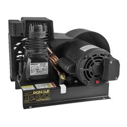 Compressor 4.0/Ar Direto 140Lbf Csi Monofásico Bravo [ 9217669-0 ] (220V) - Schulz