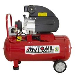 Compressor Hobby 8.7/50 120LBF MAM Monofásico [ MAM-8.7/24 ] (220V) - Motomil