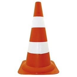 Cone de Segurança Laranja/Branco 70cm [ WPS1916 ] - Delta Plus