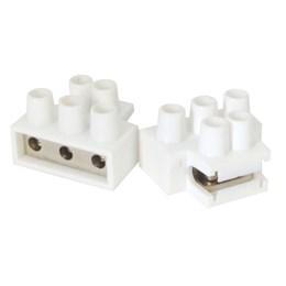 Conector para Fita Elétrica 3 Saídas 20A [ CT3 ] - Eletrofitas