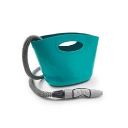 Conjunto Irrigação Aquapop com Mangueira Extensível 15MT Azul [ 151412005 ] - Kadox