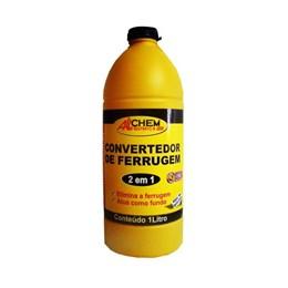 Convertedor Ferrugem 1L [ 50 ] - Allchem