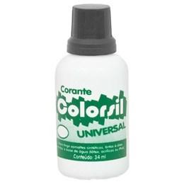 Corante Preto        34 Ml    Colorsil [ 70611 ] - Salisil
