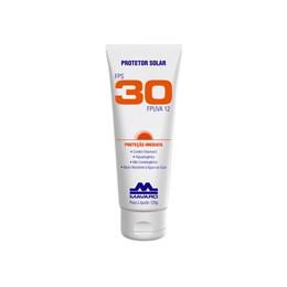 Creme Protetor Solar Fps30 120G [ A054 ] - Mavaro