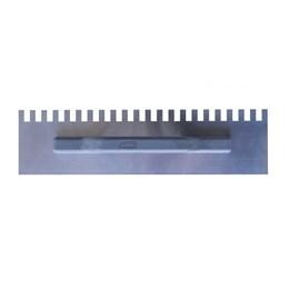 Desempenadeira de Aço Dentada 11 X 36 cm [ 311 ] - Flextools