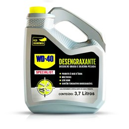 Desengraxante Specialist WD40 3.7L [ 911885 ] - WD-40