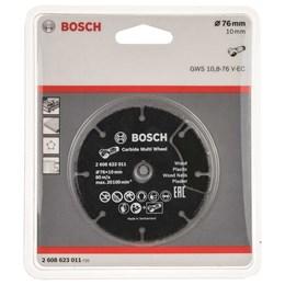 "Disco Corte 3"" 76 x 10.0 1,0mm Carbide [ 2608623011 ] - Bosch"