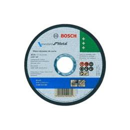 Disco Corte  4.1/2 115 X 22.2  1.0mm Metal e Inox [   2608.619.383-000  ] - Bosch