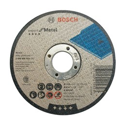 Disco Corte  4.1/2 115 X 22.2  3.0mm 2T Metal Expert [ 2608600510 ] - Bosch