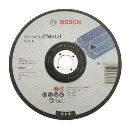 "Disco Corte 7"" 180 X 22.2 3.0mm 2T Metal Standard [ 2608603161 ] - Bosch"