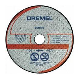 Disco Corte  Alvenaria Saw-Max Dsm520C-Rw [ 2615S520NC ] - Dremel