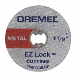 Disco Corte Metal Ez Lock Ez456 [ 2615E456AJ ] - Dremel