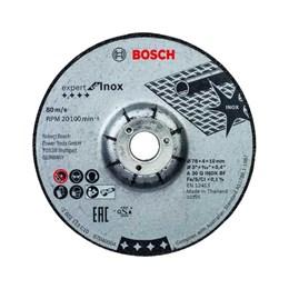 """Disco Desbaste 3"""" 76 X 10 4mm  Inox Expert 2 peças [ 2608601705 ] - Bosch"""