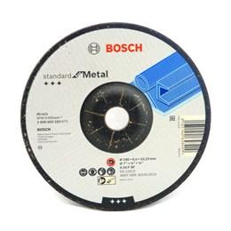 "Disco Desbaste 7"" 180 X 22.2 6.0mm Metal Standard [ 2608603183 ] - Bosch"