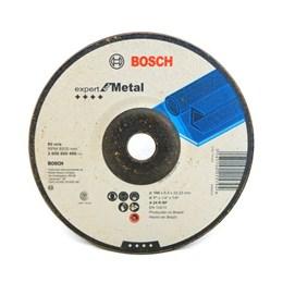 "Disco Desbaste 7"" 180 X 22.2 6.4mm 3T Metal Expert [ 2608600499 ] - Bosch"