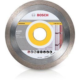 Disco Diamantado 110 4.3/8 Liso Universal [ 2608602718 ] - Bosch