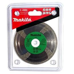 Disco Diamantado 110 Seco/Refrigerado Eletrlítico [ D-45004 ] - Makita
