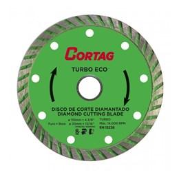 Disco Diamantado 110 Turbo Eco [ 60598] - Cortag