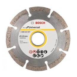 Disco Diamantado 115 Universal Eco Segmentado [ 2608615027 ] - Bosch