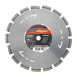 Disco Diamantado 350 mm Concreto/Asfalto [ 70184623186 ] - Norton