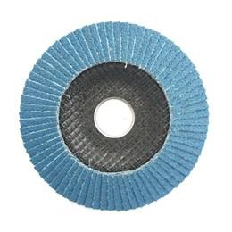 Disco Flap 4.1/2 115 X 22.2  G- 40 Curvo Inox [ 1224412041 ] - Vonder