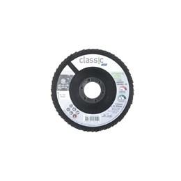 Disco Flap 4.1/2 115 X 22.2  G- 40 Reto Inox [ 78072707797 ] - Norton
