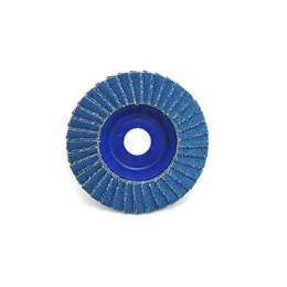 Disco Flap 4.1/2 115 X 22.2  G- 60 Reto Inox [ 66623313731 ] - Norton
